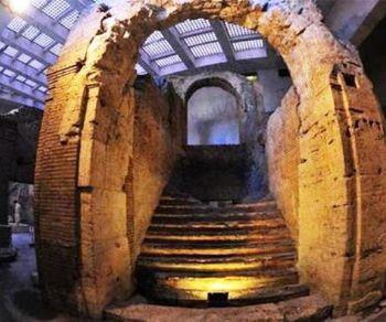 Visite guidate - Lo Stadio di Domiziano, i Sotterranei di Piazza Navona e del Teatro di Pompeo