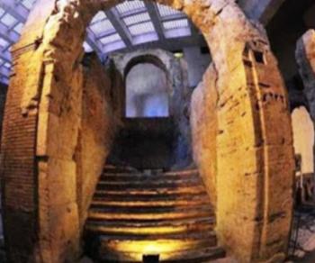 Visite guidate - Sotterranei di Piazza Navona e di Campo dei Fiori: Stadio di Domiziano, Odeon e Teatro di Pompeo