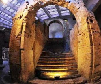 Visite guidate: Nei sotterranei di Piazza Navona... lo Stadio di Domiziano!