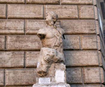 Locandina evento: Le statue parlanti di Roma