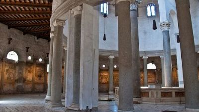 Visite guidate - Colle Celio: le antiche vestigia e la Basilica di Santo Stefano Rotondo