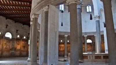 Visite guidate - Il Celio: le antiche vestigia e la Basilica di Santo Stefano Rotondo
