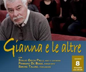Stelio Gicca Palli torna sul palco del Teatro Arciliuto