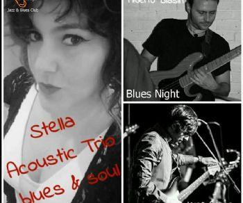Locali - Stella Ziino Acoustic Trio