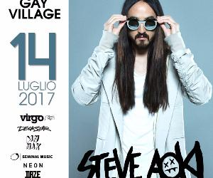Concerti - Steve Aoki live