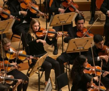 Concerti - California Philharmonic Youth Orchestra