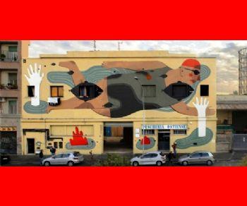 Visite guidate - Street art a Roma