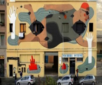 Visite guidate: Street Art a Roma: Ostiense e le sue opere a cielo aperto