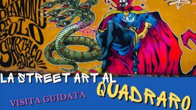 Visite guidate - La street art al Quadraro