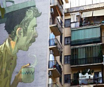Visite guidate - La street art a Tor Pignattara