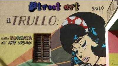 Visite guidate - La street art al Trullo