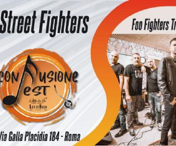 Locali: Street Fighters (Foo Fighters Tribute)