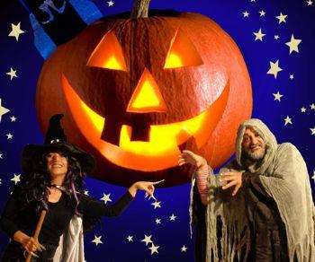 Bambini - Strega Bach E Doktor Brum nel paese di Halloween