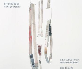 Mostre - Lisa Sebestikova / Mar Hernandez