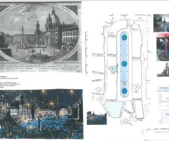 Gallerie - Storia di Piazza Navona