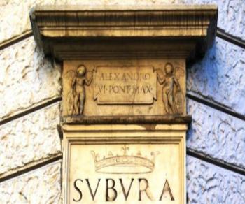 Visite guidate - La Suburra: il quartiere popolare dell'antica Roma