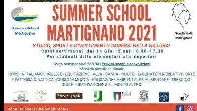 Bambini e famiglie - Summer School Martignano