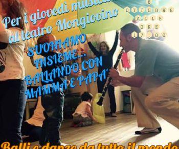 Concerti: Suoniamo insieme... Ballando con mamma e papà