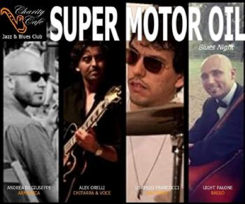 Locali - Super Motor Oil in concerto