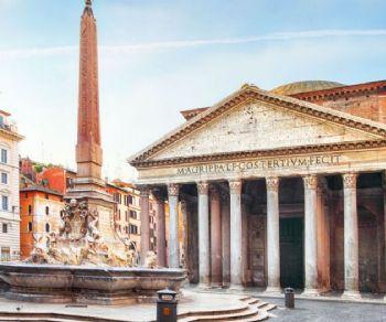 Visite guidate - L'impronta di Adriano nel Campo Marzio: il Pantheon e Piazza di Pietra