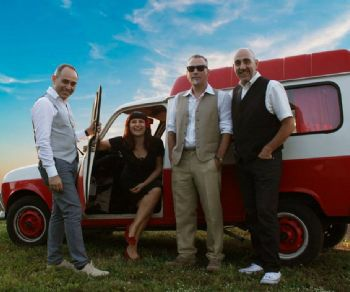 A seguire The Swing Barriques in concerto