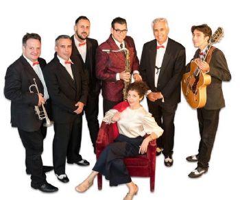 Concerti - Ipiniswing serata dedicata ai balli swing ai Pinispettinati