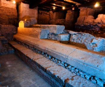 Visite guidate: I sotterranei dell'Isola Tiberina
