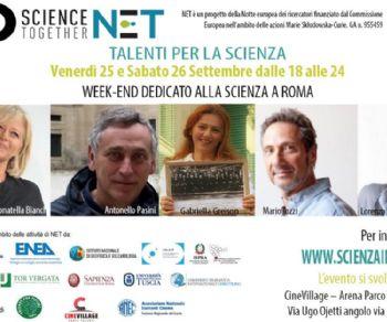 Altri eventi - Talenti per la scienza