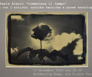 Serate - Raffaele Alecci 'Commutare il tempo'