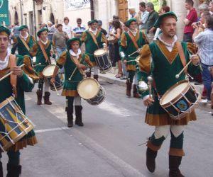 Il Rinascimento si festeggia a Leonessa tra musici, giullari e tipicità gastronomiche del tempo
