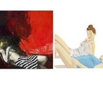 Gallerie - Pittura sferzante e silenziosa: Antonio Tamburro e Mario Sughi
