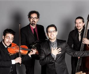 Concerti: Todo es amor, Tango Spleen