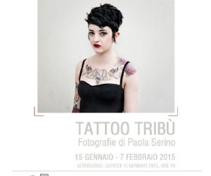 Mostre: Tattoo Tribù