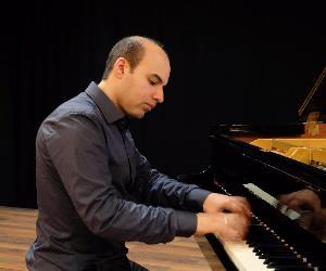 Concerti - Il giovane pianista brasiliano João Tavares Filho in concerto