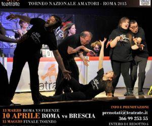 Torneo Amatori Roma Vs Brescia