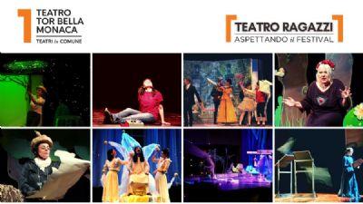 Bambini e famiglie - Teatro Ragazzi per l'estate