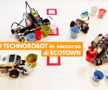 Altri eventi - Technotown, i laboratori di novembre e dicembre 2019