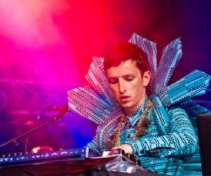 Il dj che infiamma Any Given Monday con i suoni dell'electro londinese