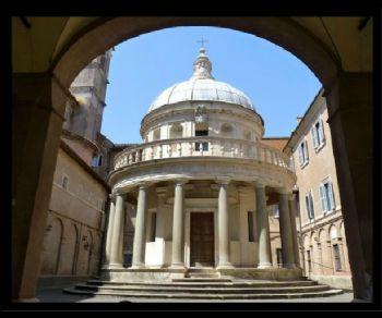 Visite guidate: San Pietro in Montorio, il Tempietto del Bramante e le Meraviglie del Gianicolo