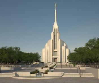 Visite guidate - Inaugurato il Tempio dei Mormoni a Roma