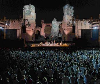 Concerti - Terme di Caracalla 2018