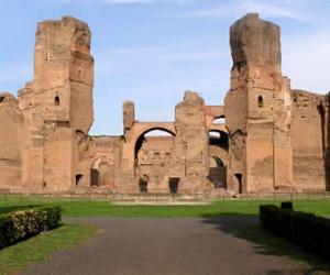 Visite guidate: A spasso per Roma con i vostri bambini: le Terme di Caracalla