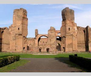 Visite guidate: Le Terme di Caracalla: mens sana in corpore sano