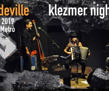 Locali - Traindeville Klezmer Night