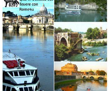Visite guidate - Gita in battello con visita guidata brindando sotto le stelle alle bellezze di Roma