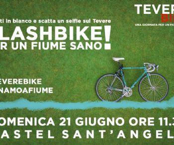 Attività - Tevere Bike 2020. Flashbike per un fiume sano