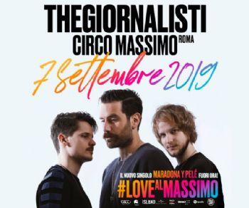 Concerti - Thegiornalisti live
