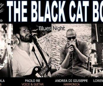 Locandina: The Black Cat Bones