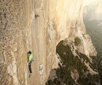 "Spettacoli - ""The Dawn Wall"" arriva al cinema"