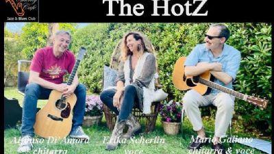 Locali - The HotZ in ocncerto: Blues Night al Charity Café